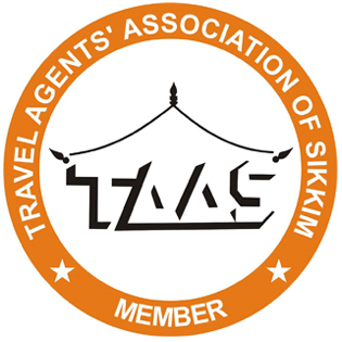 Travel Agent Association of Sikkim - TAAS -logo